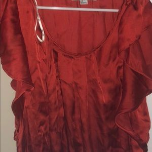Red top from Forever 21 size L